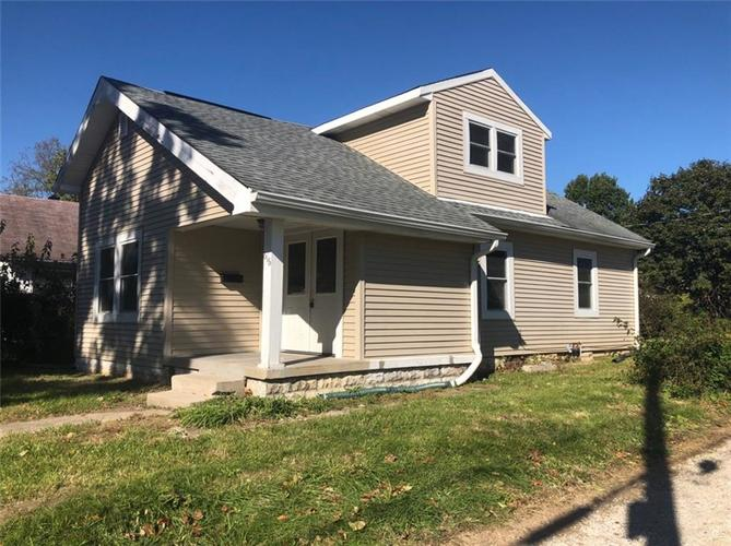 616 W 39TH Street Indianapolis, IN 46208 | MLS 21638070