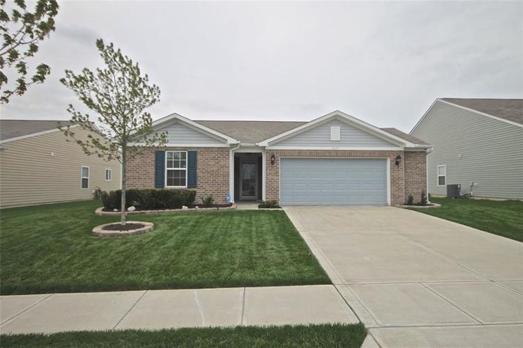 1829 Persimmon Grove Drive Indianapolis, IN 46234   MLS 21638120   photo 1