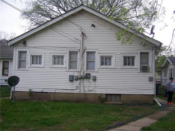 705 N Chester Avenue N Indianapolis, IN 46201 | MLS 21638147 | photo 2