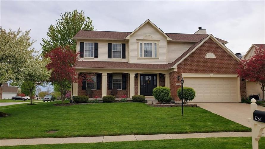 7136  Bel Moore Circle Indianapolis, IN 46259 | MLS 21638149