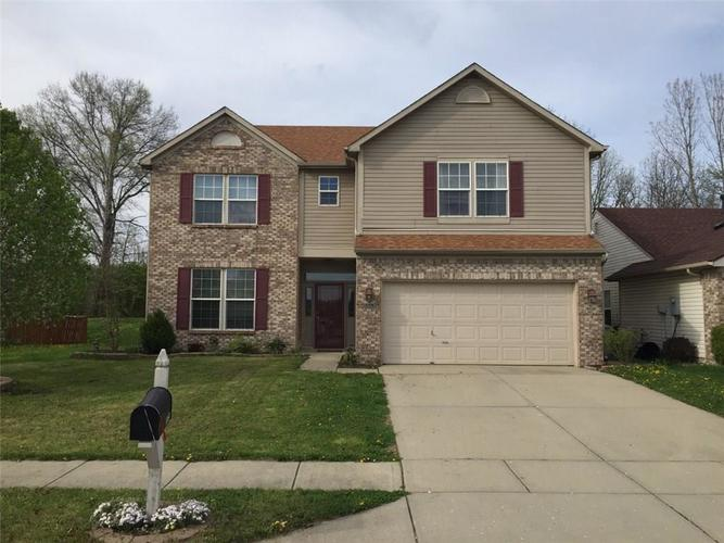 10640  Northern Dancer Drive Indianapolis, IN 46234 | MLS 21638152