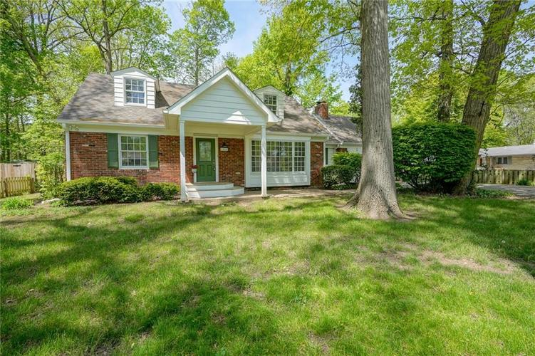 7560  Hoover Road Indianapolis, IN 46260 | MLS 21638155
