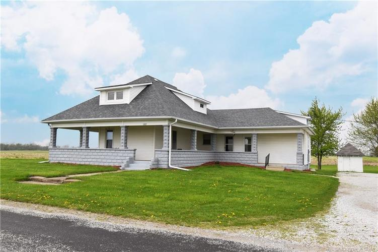 2882 W County Road 750  Thorntown, IN 46071 | MLS 21638193
