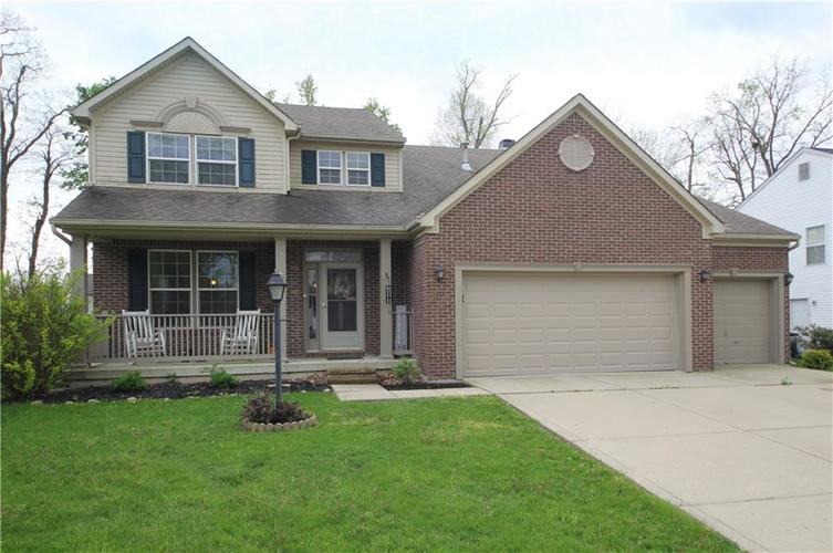 6049 Maple Branch Place Indianapolis, IN 46221 | MLS 21638233 | photo 1