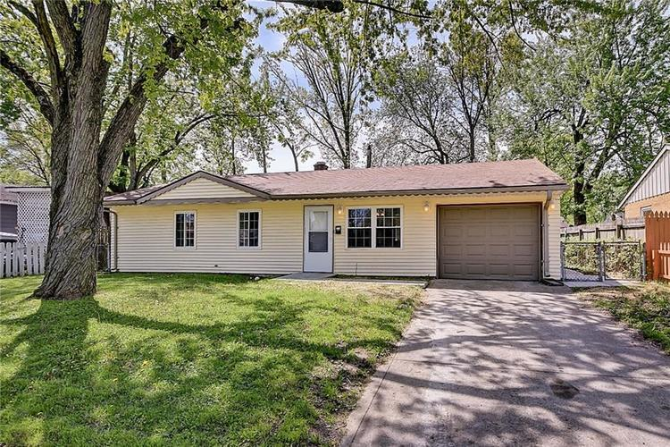 9513 E 39th Street Indianapolis, IN 46235   MLS 21638273