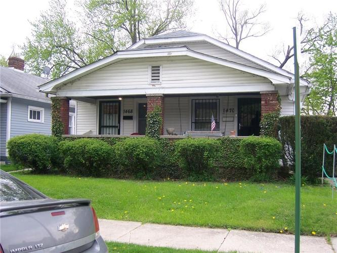 1468 N Chester Avenue N Indianapolis, IN 46201 | MLS 21638333 | photo 1