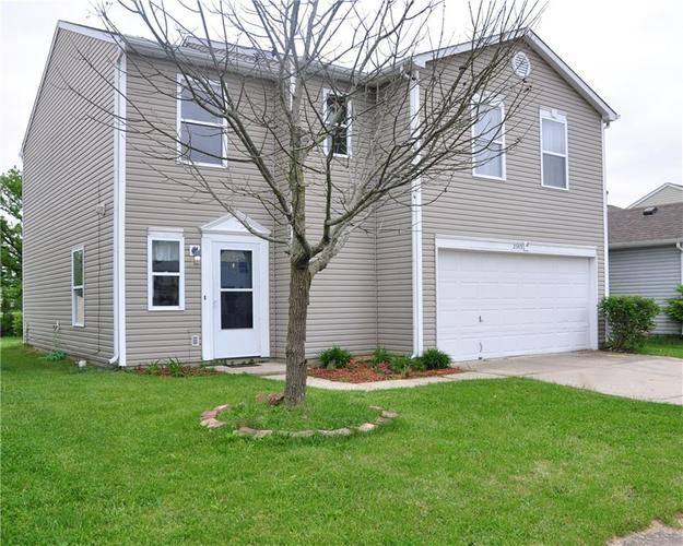 2503 Harvest Moon Drive Greenwood, IN 46143 | MLS 21638339 | photo 1