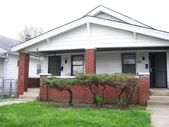 953 N Chester Avenue Indianapolis, IN 46201 | MLS 21638356 | photo 1