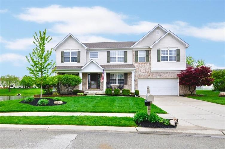 10865 PLEASANT VIEW Lane Fishers, IN 46038   MLS 21638447   photo 1