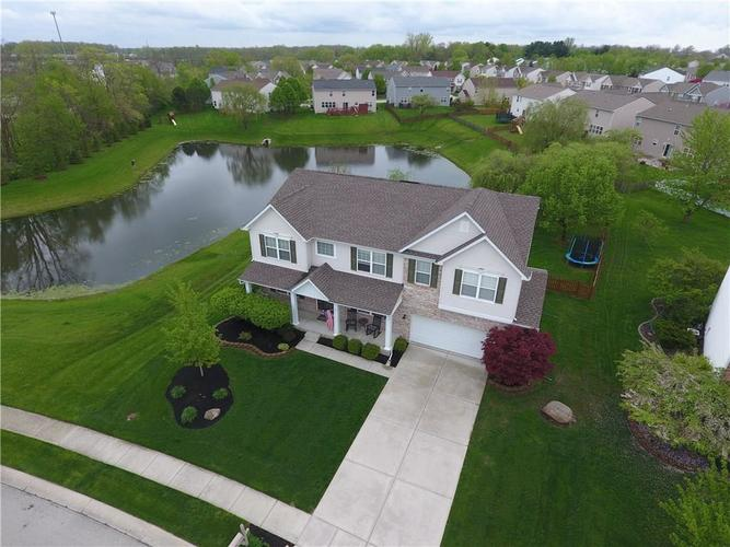 10865 PLEASANT VIEW Lane Fishers, IN 46038   MLS 21638447   photo 2