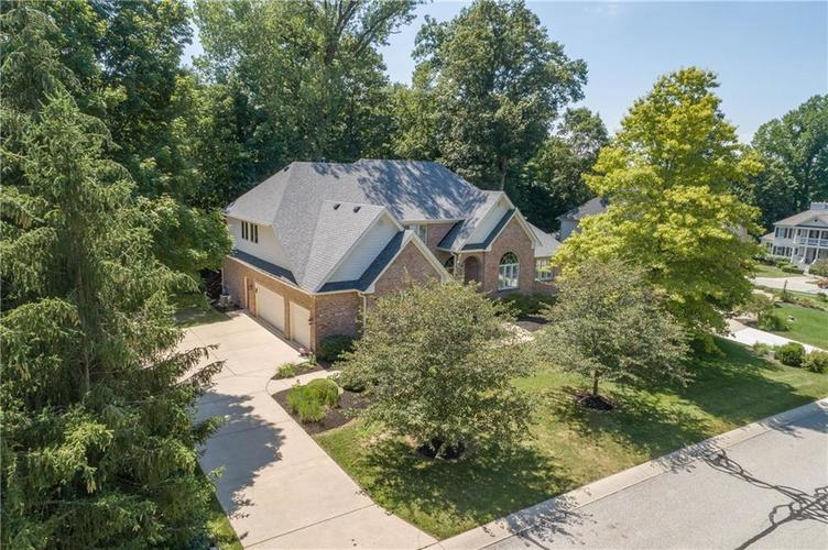 4455 Thicket Trace Zionsville, IN 46077 | MLS 21638489 | photo 1