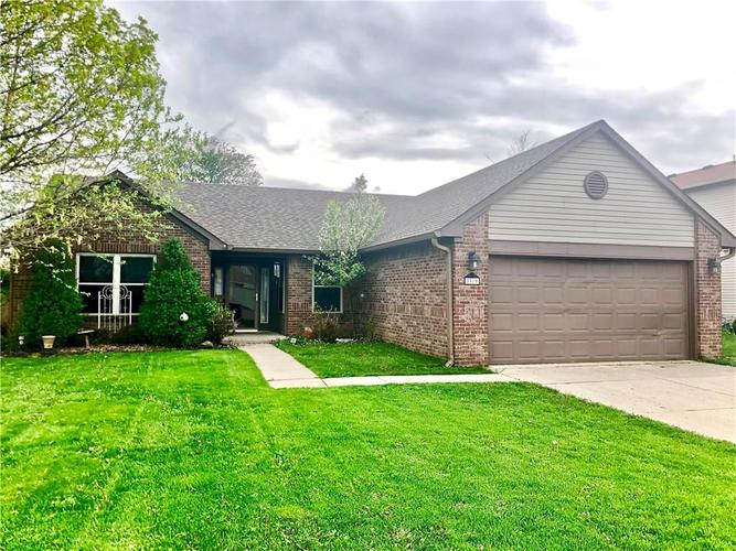 7310  Red Rock Road Indianapolis, IN 46236 | MLS 21638504