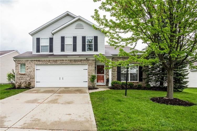 12412  Carriage Stone Drive Fishers, IN 46037 | MLS 21638546