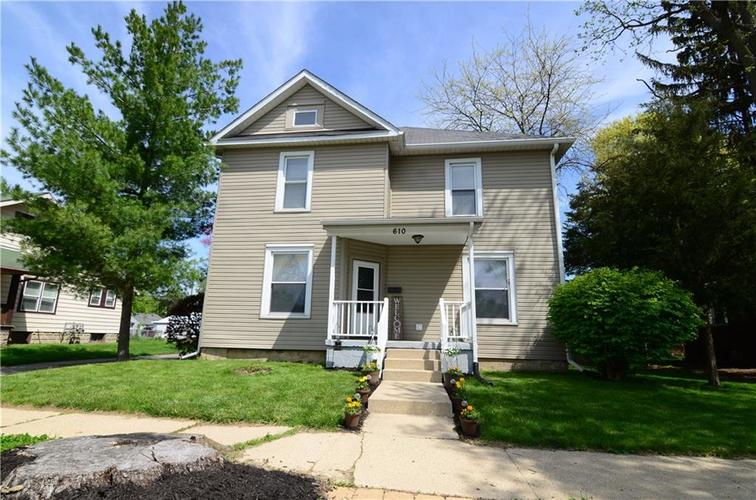 610 W North Street Lebanon, IN 46052 | MLS 21638578