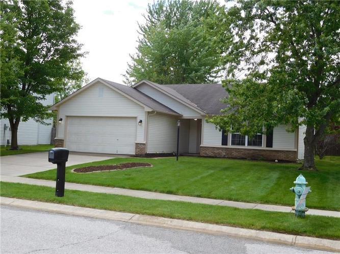 8339 Kousa Drive Indianapolis, IN 46234 | MLS 21638589 | photo 1