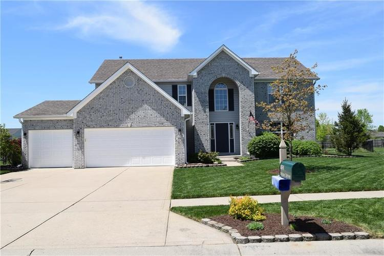 884  ORION Drive Franklin, IN 46131 | MLS 21638607