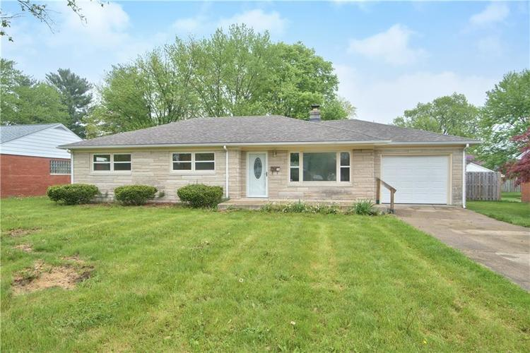 423 S CARR Road Plainfield, IN 46168   MLS 21638623