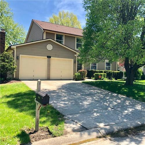 9321  Monte Lane Indianapolis, IN 46256 | MLS 21638704