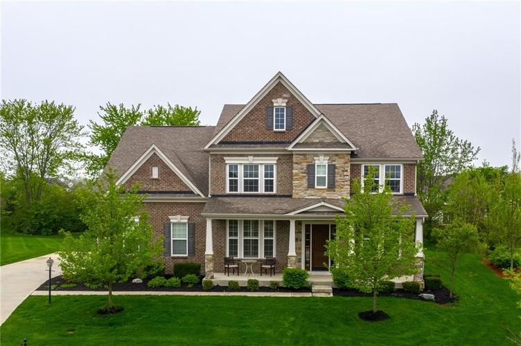 3800  Abney Point Drive Zionsville, IN 46077 | MLS 21638747