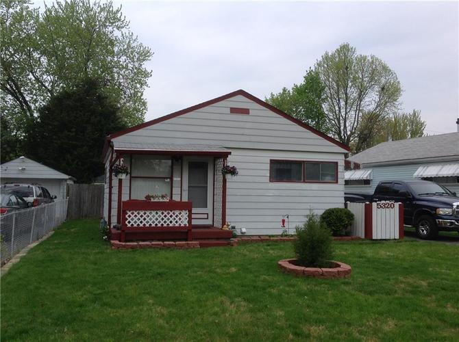 5320 E 19th Street Indianapolis, IN 46218 | MLS 21638798 | photo 1