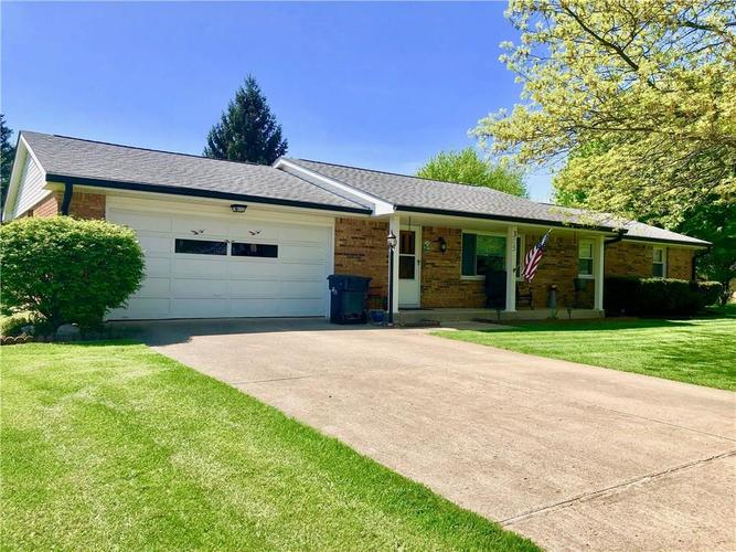 385 S Denney Drive New Castle, IN 47362   MLS 21638810   photo 1