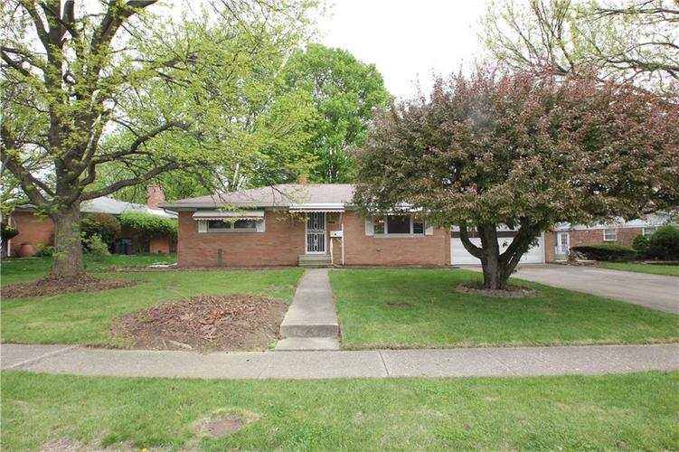 6209 W 29th Place Speedway, IN 46224   MLS 21638875   photo 1