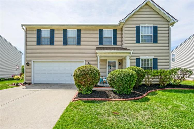 6441  Bonneville Drive Indianapolis, IN 46237   MLS 21638904
