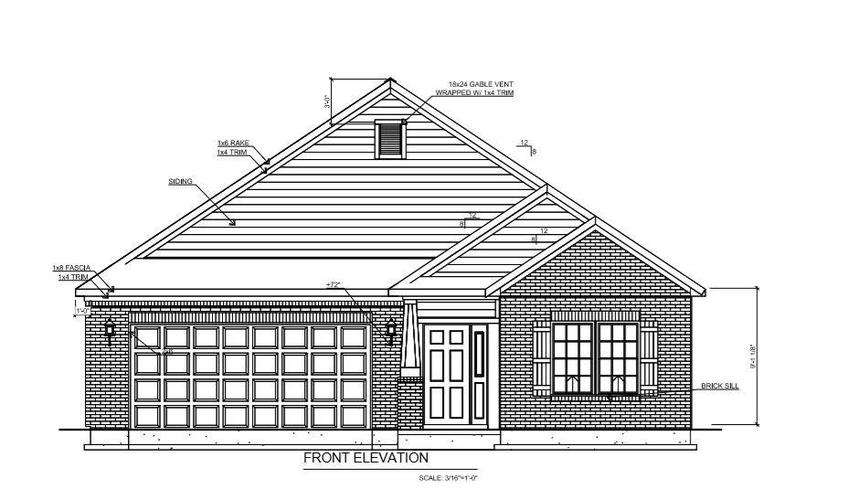 105  Blue Lace Drive Whiteland, IN 46184   MLS 21638923