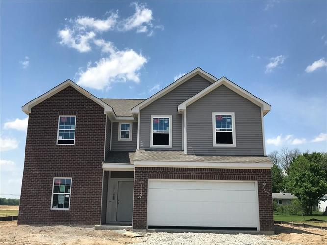 110  Blue Lace Drive Whiteland, IN 46184 | MLS 21638945