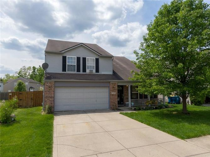 4424 Bellchime Drive Indianapolis, IN 46235 | MLS 21638966 | photo 1