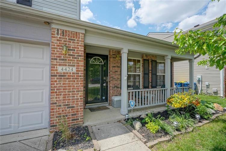 4424 Bellchime Drive Indianapolis, IN 46235 | MLS 21638966 | photo 2