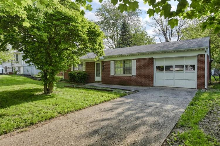 3943  BISCAYNE Road Indianapolis, IN 46226 | MLS 21638975