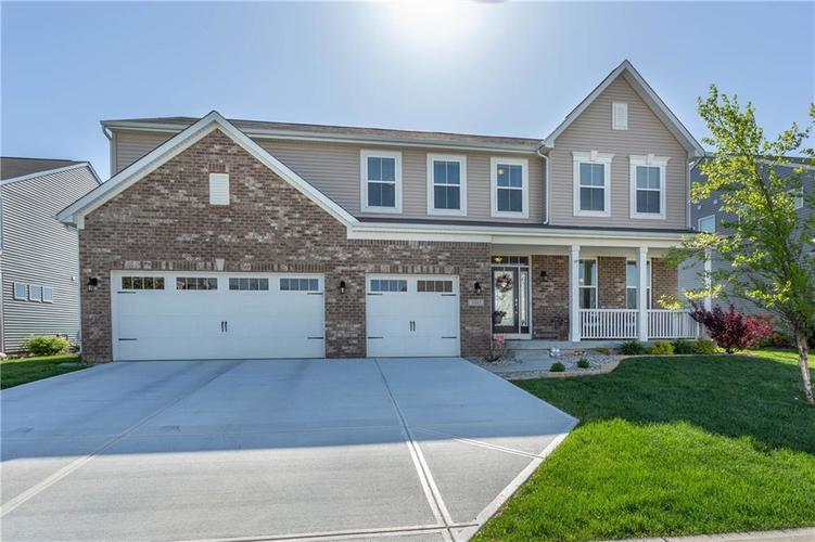 4343 Goose Rock Drive Indianapolis, IN 46239 | MLS 21638995 | photo 1