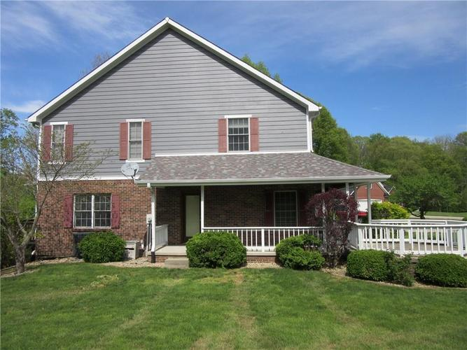 10606 N Rolling Meadows Court Mooresville, IN 46158   MLS 21639050   photo 2