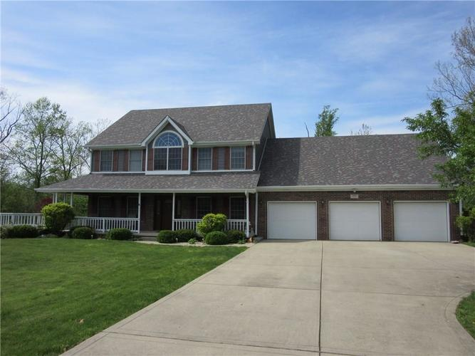 10606 N Rolling Meadows Court Mooresville, IN 46158   MLS 21639050   photo 3