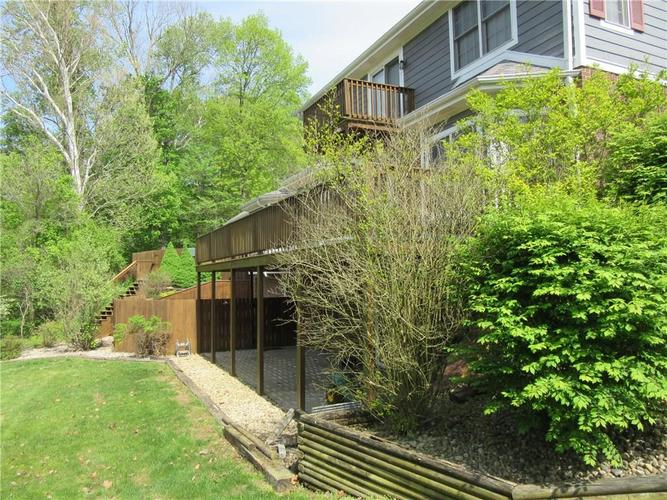 10606 N Rolling Meadows Court Mooresville, IN 46158   MLS 21639050   photo 5