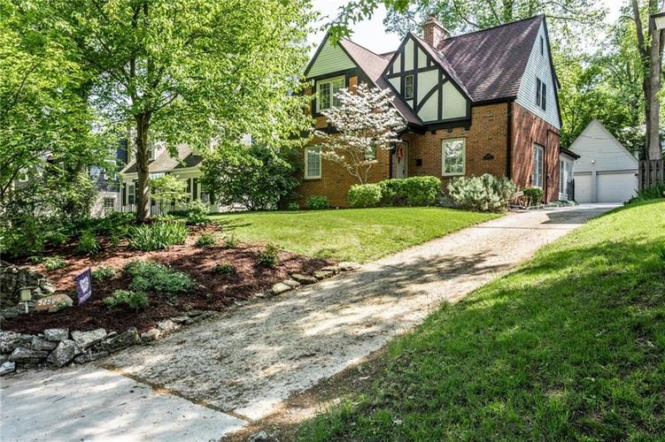 5259 N CAPITOL Avenue Indianapolis, IN 46208 | MLS 21639088 | photo 2