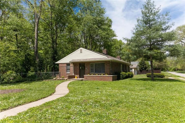 1724 E 67TH STREET  Indianapolis, IN 46220 | MLS 21639153
