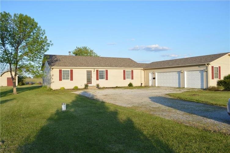 6136 N 100 Road Crawfordsville, IN 47933 | MLS 21639168