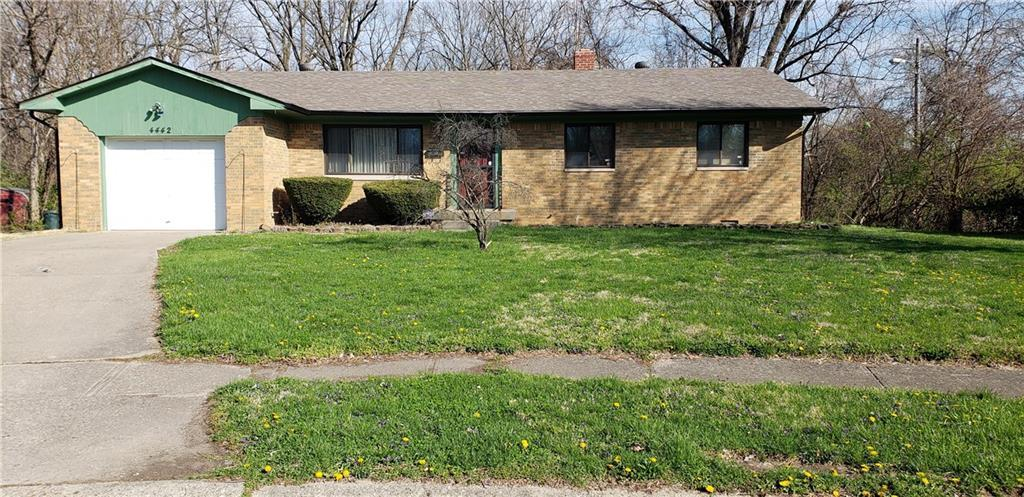 4442 N Ritter Avenue Indianapolis, IN 46226 | MLS 21639183