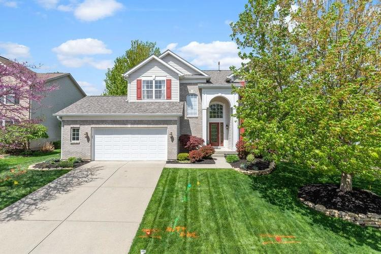 11740 Gatwick View Drive Fishers, IN 46037 | MLS 21639210 | photo 1