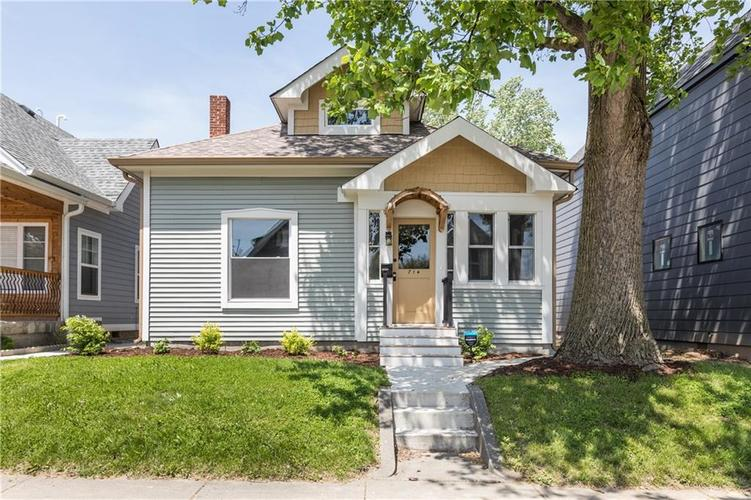 714  Cottage Avenue Indianapolis, IN 46203 | MLS 21639229