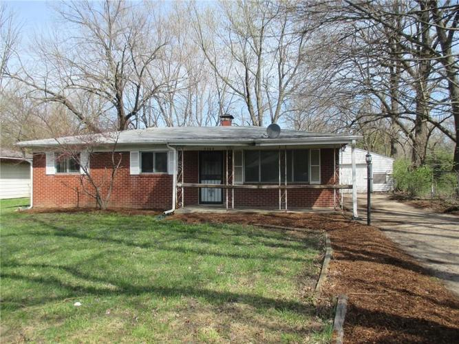 5060 Emerson Court North Drive Indianapolis, IN 46218 | MLS 21639259 | photo 1