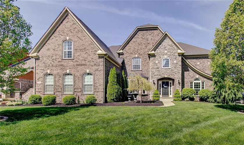 10334  Strongbow Road Fishers, IN 46040 | MLS 21639280