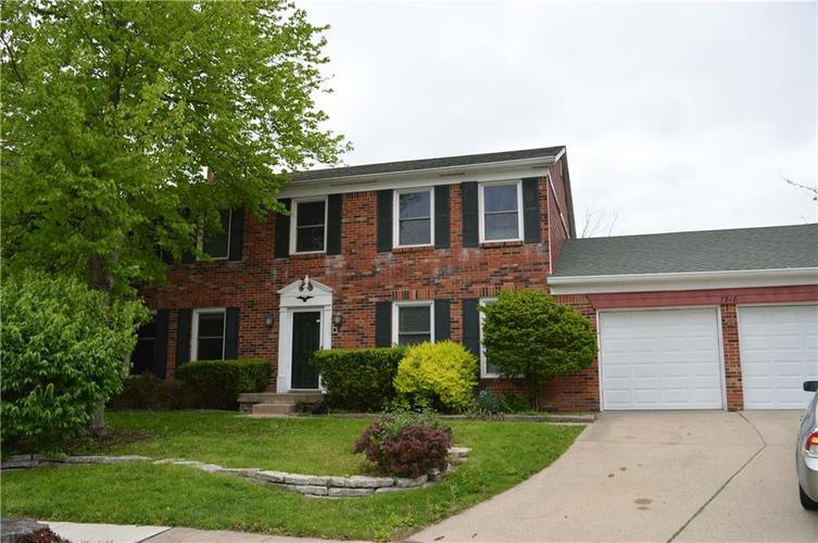 7818 Cameron Place Fishers, IN 46038 | MLS 21639390 | photo 1