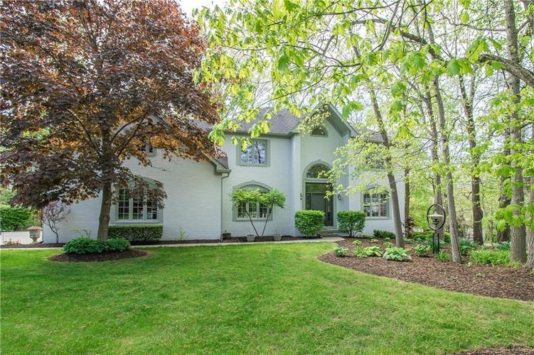 7343 OAKLAND HILLS Court Lawrence , IN 46236   MLS 21639430   photo 1