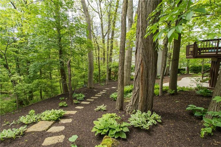 7343 OAKLAND HILLS Court Lawrence , IN 46236   MLS 21639430   photo 47
