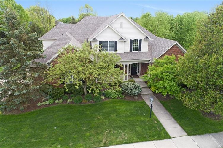 9889 Buttondown Lane Zionsville, IN 46077 | MLS 21639440 | photo 38