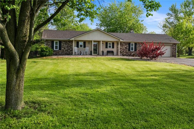 8320 E COUNTY ROAD 300 N Brownsburg, IN 46112 | MLS 21639446 | photo 2