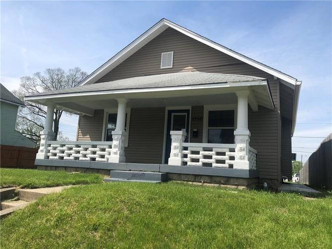 1350 W 28th Street Indianapolis, IN 46208 | MLS 21639471